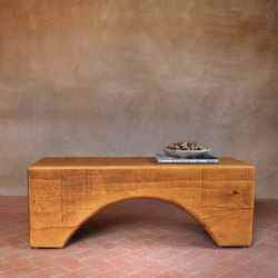 Arco Bench Table | Bancs | Pfeifer Studio