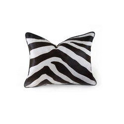 Zambezi Zebra Hide Pillow | Cushions | Pfeifer Studio