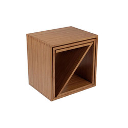ZON Bamboo Nesting Tables | Side tables | Pfeifer Studio
