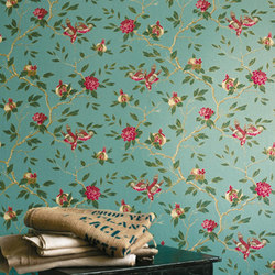 Manchu | Wall coverings / wallpapers | Zoffany
