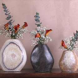Pebble Vases | Vases | Stone Forest