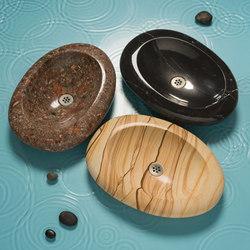 Pebble Vessel Sink - River | Lavabi / Lavandini | Stone Forest