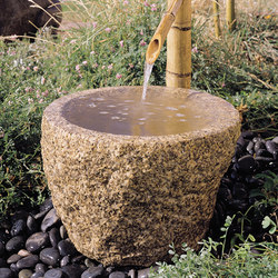 Rough Vessel Fountain | Waterspout fountains | Stone Forest