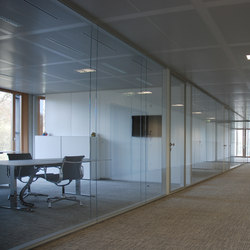 TTS wall | Wall partition systems | INTEK