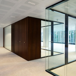 TTS wall | Sound absorbing architectural systems | INTEK