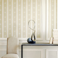 Poesy Stripe | Wallcoverings | Zoffany
