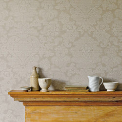 Tussah Damask | Wallcoverings | Zoffany