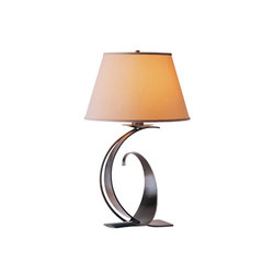 Fullered Impressions Large Table Lamp | Iluminación general | Hubbardton Forge
