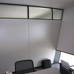 Individual solutions | Partition wall systems | INTEK