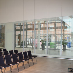 MONOWA silent | Glass dividing walls | INTEK