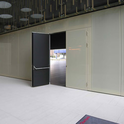 MONOWA silent | Sound absorbing architectural systems | INTEK