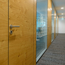 MFT wall | Wall partition systems | INTEK
