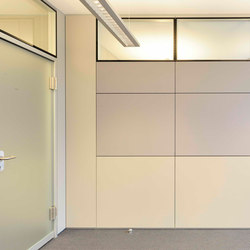 MFT wall | Sound absorbing architectural systems | INTEK