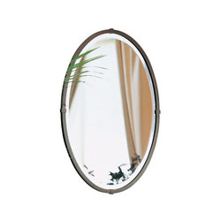 Beveled Oval Mirror | Mirrors | Hubbardton Forge