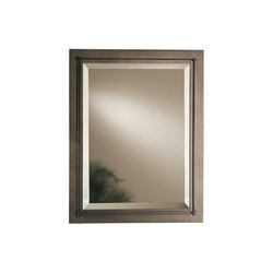 Metra Beveled Mirror | Miroirs | Hubbardton Forge