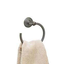 Rook Towel Ring | Towel rails | Hubbardton Forge