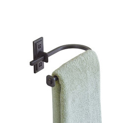 Metra Towel Holder | Handtuchhalter | Hubbardton Forge