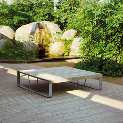 Atlantique grand banc | Exterior benches | AREA