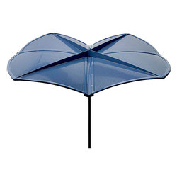 35 Shade Umbrella | Sunshade systems / Pergolas | Landscape Forms