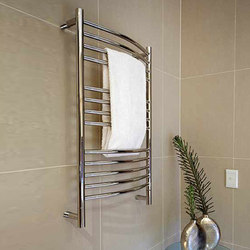 Jeeves C Curved | Towel warmers | Amba Products