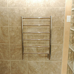 Jeeves J Straight | Towel warmers | Amba Products