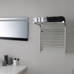 Jeeves M Straight | Towel warmers | Amba Products