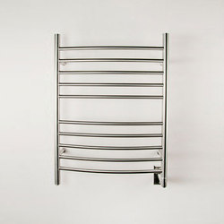 Radiant Curved Hardwired | Towel warmers | Amba Products