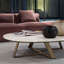 Judd Low tables | Lounge tables | Meridiani