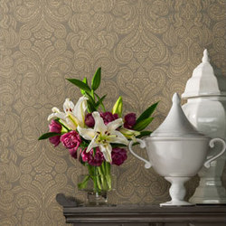 Tower Brocade | Wallcoverings | Distributed by TRI-KES