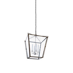 Portico Lantern | Suspended lights | Powell & Bonnell