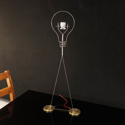 Walking Bulb | Table lights | Ingo Maurer