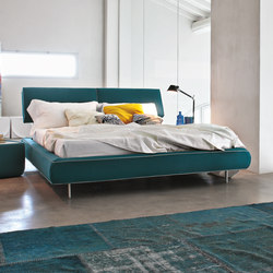 Cloud | Double beds | Tonin Casa