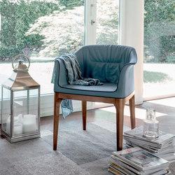 Mivida Armchair | Armchairs | Tonin Casa