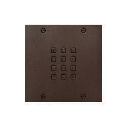 Keypad | Code locks | FASTTEL BELGIUM