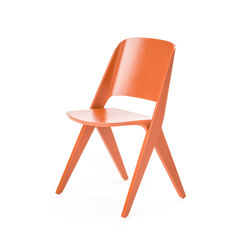 Lavitta chair copper orange | Sedie multiuso | Poiat