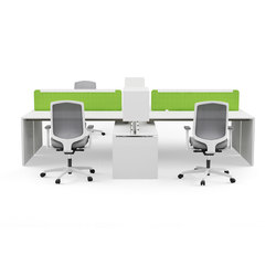 Gate Desk | Desking systems | Nurus
