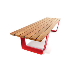 MultipliCITY Bench | Exterior benches | Landscape Forms