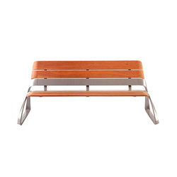 Rest Bench | Exterior benches | Landscape Forms