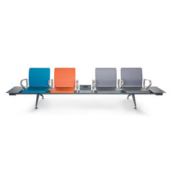 Penta | Beam / traverse seating | Nurus