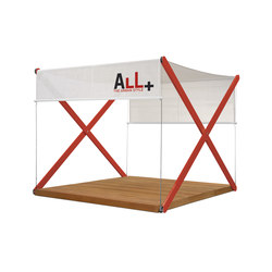 XZone | Shade sails | ALL+