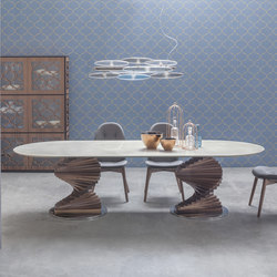 Big Firenze | Dining tables | Tonin Casa