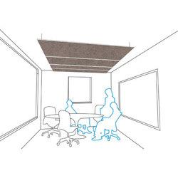 Akustika | 10 Suspended | Suspended ceilings | FilzFelt