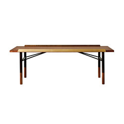 Table Bench | Waiting area benches | House of Finn Juhl - Onecollection