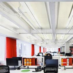 Akustika | 25 Ceiling | Acoustic ceiling systems | FilzFelt