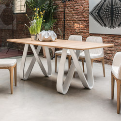 Butterfly | Dining tables | Tonin Casa