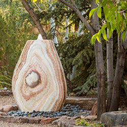 Pebble Fountains | Fountains | Stone Forest