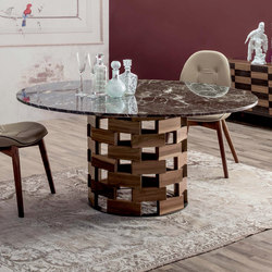 Colosseo | Dining tables | Tonin Casa