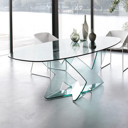 Ghost | Dining tables | Tonin Casa
