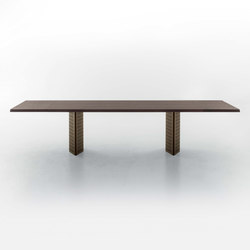 Venezia | Dining tables | Tonin Casa
