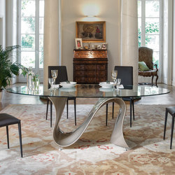 Wave | Tables de repas | Tonin Casa